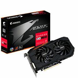 Grafička kartica Gigabyte RX 580 AORUS, 8GB GDDR5, HDMI, DVI