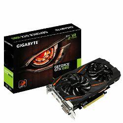 Grafička kartica Gigabyte GTX1060 WF2 OC, 3GB GDDR5