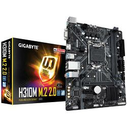 Matična ploča Matična ploča Gigabyte H310M-M2 2.0, 1151 CL, VGA, HDMI
