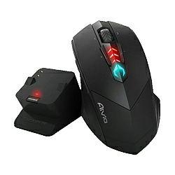 Miš GigaByte M8600 bežični, laserski, gaming, 6500dpi, USB, crni