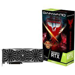 Grafička kartica Gainward RTX2080Ti Phoenix GS, 11GB GDDR6