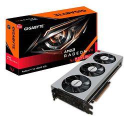 Grafička kartica GIGABYTE AMD Radeon RADEON VII HBM2 16GB/4096bit, 1400MHz/2000MHz, PCI-E 3.0, 3xDP, HDMI, AMD 3X Cooler(Double Slot), Backplate, Retail
