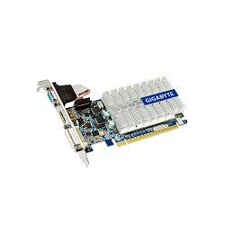 Grafička kartica Gigabyte GeForce CUDA GF210 1GB DDR3 PX 64BIT DVI/HD/DSub BOX