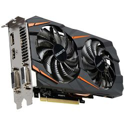 Grafička kartica GIGABYTE GeForce GTX 1060 GDDR5 6GB/192bit WINDFORCE