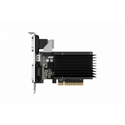 Grafička kartica Palit GeForce GT 710 (2GB DDR3) Graphic Card passive