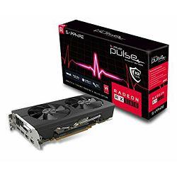 Grafička kartica SAPPHIRE AMD Radeon PULSE RX 580 8G GDDR5 DUAL HDMI / DVI-D / DUAL DP OC W/BP (UEFI)