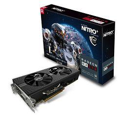 Grafička kartica SAPPHIRE AMD Radeon RX 570 Nitro+ OC, 4GB GDDR5
