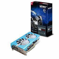 Grafička kartica Sapphire RX 580 8G GDDR5 NITRO+ RADEON