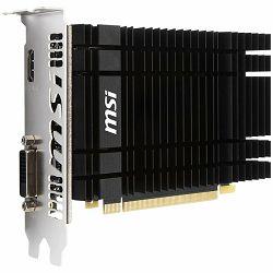 Grafička kartica MSI GeForce GT 1030 OC GDDR5 2GB/64bit, 1265MHz/6008MHz, PCI-E 3.0 x16, HDMI, DP, Heatsink, Retail