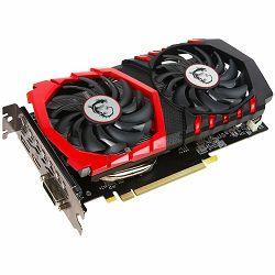 Grafička kartica MSI GeForce GTX 1050 GAMING GDDR5 2GB/128bit, 1366MHz/7008MHz, PCI-E 3.0 x16, DP, HDMI, DVI-D, Twin Frozr VI Cooler (Double Slot), Retail