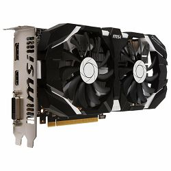Grafička kartica MSI GeForce GTX 1060 OC GDDR5 3GB/192bit, 1544MHz/8008MHz, PCI-E 3.0 x16, DP, HDMI, DVI-D, Sleeve 2X Fan Cooler (Double Slot), Retail
