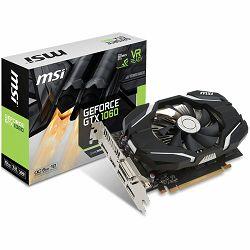 Grafička kartica MSI GeForce GTX 1060 GDDR5 6GB/192bit, 1544MHz/8008MHz, PCI-E 3.0 x16, 3xDP, HDMI, DVI-D, Sleeve Fan Cooler (Double Slot), Retail