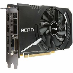 Grafička kartica MSI GeForce GTX 1060 OC GDDR5 6GB/192bit, 1544MHz/8008MHz, PCI-E 3.0 x16, 2xDP, 2xHDMI, DVI-D, Single Torx fan Cooler (Double Slot), Retail