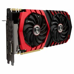 Grafička kartica MSI GeForce GTX 1070 GDDR5 8GB/256bit, 1582MHz/8008MHz, PCI-E 3.0 x16, 3xDP, HDMI, DVI-D, Twin Frozr VI Cooler (Double Slot), Retail