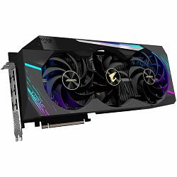 GIGABYTE Video Card NVidia GeForce RTX 3090 AORUS XTREME GDDR6X 24GB/384bit, 1860/19500MHz, PCI-E 4.0 x16, 3xHDMI, 3xDP, MAX-COVERED COOLING, RGB Fusion 2.0, Retail