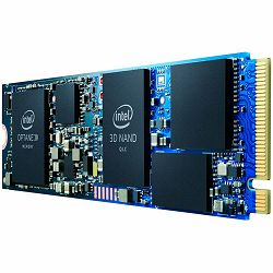 Intel Optane Memory H10 with Solid State Storage (16GB + 256GB, M.2 80mm PCIe 3.0, 3D XPoint, QLC) Generic Single Pack