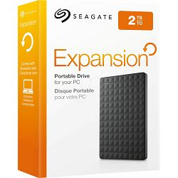 HDD External SEAGATE Expansion Portable (2 TB, 2.5