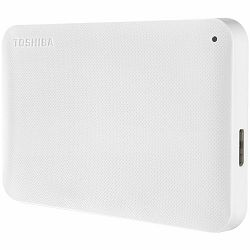 Tvrdi disk Toshiba External Hard Drive Canvio Ready (2.5 1TB, USB3.0, White)