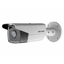 HikVision 4 MP IR Fixed Bullet Network Camera 6mm lens
