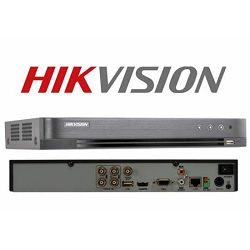 HikVision Digitalni Video Snimač 4-ch 1080p 1U H.265 DVR