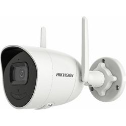 Hikvision 4MP Outdoor AcuSense Fixed Bullet Network Camera DS-2CV2046G0-IDW(2.8mm) with WiFi