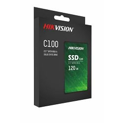 SSD Hikvision SSD C100 120GB 2,5