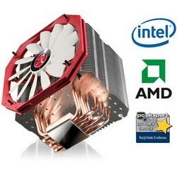 Hladnjak za procesor RAIJINTEK EreBoss Heatpipe CPU-Cooler, PWM - 140mm