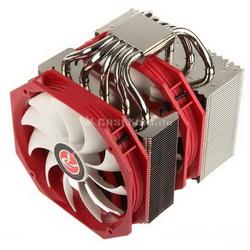 Hladnjak za procesor RAIJINTEK Nemesis Heatpipe, PWM - 2x140mm