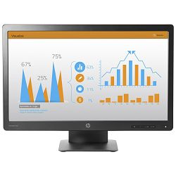 Monitor HP ProDisplay P232  LEDBlt 23-inch