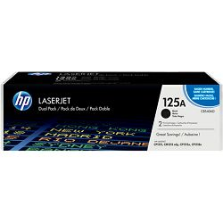 Toner HP 125A 2-pack Black Original LaserJet Toner Cartr