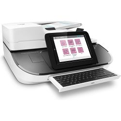 HP Digital Sender Flow 8500 Fn1 Scanner