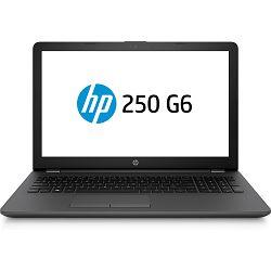 Laptop HP 250-G6 UMA i3-7020U, 15.6 FHD, 4GB, 128GB, DOS