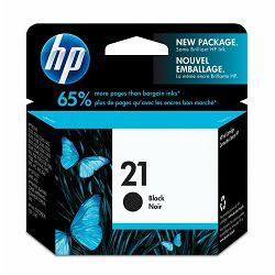 Tinta HP 21 Black Inkjet Print Cartr
