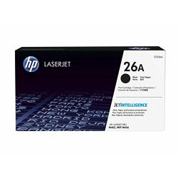 HP 26A Black Original LaserJet Toner Cartr. CF226A
