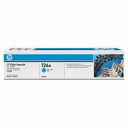 Toner HP 126A Cyan LJ Pro CP1025 Printer Series