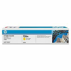 Toner HP 126A Yellow LJPro CP1025 Printer