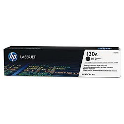 Toner HP 130A Black LaserJet Cartridge (CF350A)