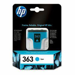 Tinta HP 363 Cyan Ink Cartridge