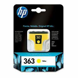Tinta HP 363 Yellow Ink Cartridge