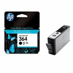 Tinta HP 364 Black Ink Cartridge