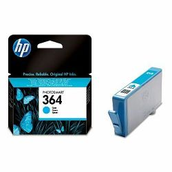 Tinta HP 364 Cyan Ink Cartridge