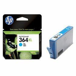 Tinta HP 364XL Cyan Ink Cartridge