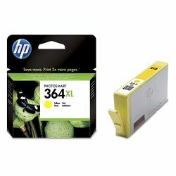 Tinta HP 364XL Yellow Ink Cartridge