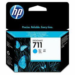 Tinta HP 711 29-ml Cyan Ink Cartridge