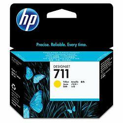 Tinta HP 711 29-ml Yellow Ink Cartridge