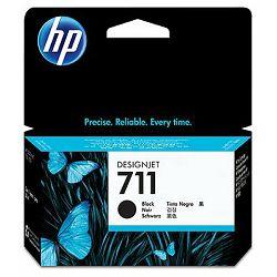 Tinta HP 711 38-ml Black Ink Cartridge