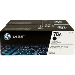 Toner HP 78A 2-pack Black Original Cartridges
