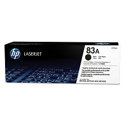 Toner HP 83A Black LaserJet Cartridge (CF283A)