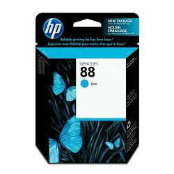 Tinta HP 88 cyan ink Cartridge