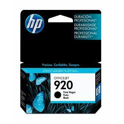 Tinta HP 920 Black Officejet Ink Cartridge